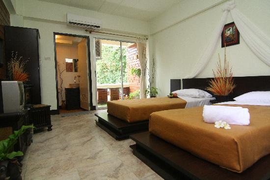 Baan Pim: Nice clean rooms