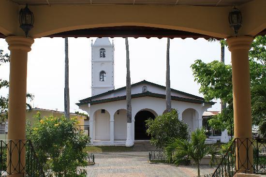 Pedasí, Panamá: chiesa Pedasi