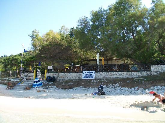 Vrika Beach Restaurants