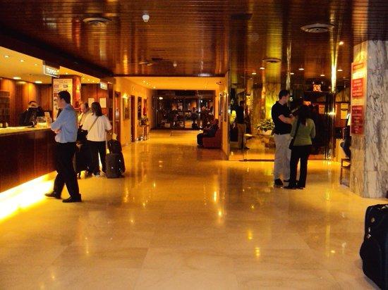 Hotel City House Florida Norte By Faranda: 2-Hotel Florida Norte Madrid: recepción