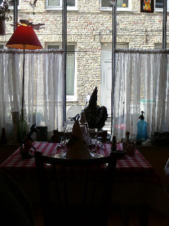 Restaurant Chez Tante Fauvette: le coq à l'fignesse!!!