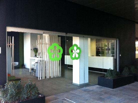 Residencia Melon District Marina: Lobby