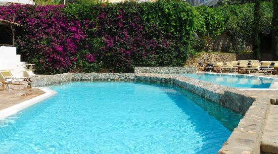 Grande Hotel Santa Domitilla: Piscina Acqua di Mare