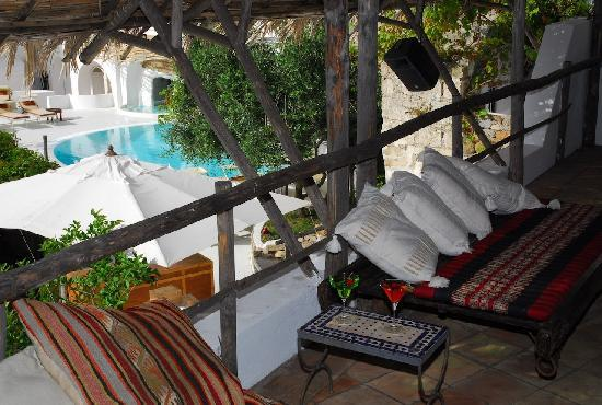 Grande Hotel Santa Domitilla: Zona Relax Piscine