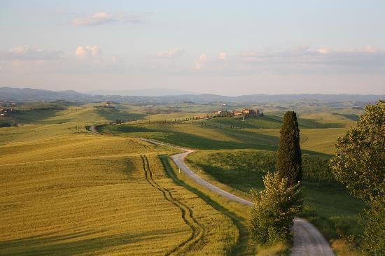 Agriturismo gli archi di Corsanello: Panorama