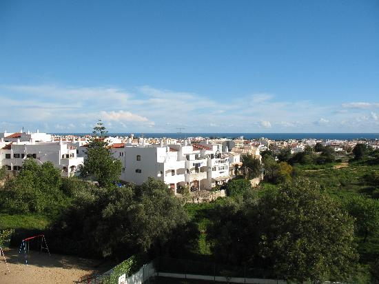 Janelas do Mar Apartments: View from room