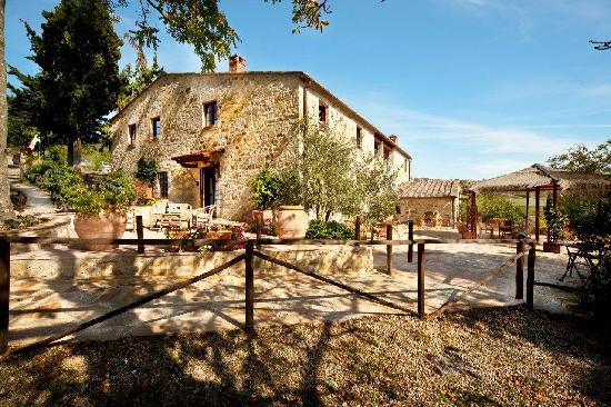 Podere Palazzolo: Welcome...