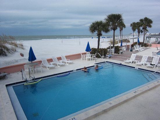 Miramar Beach Resort St Pete