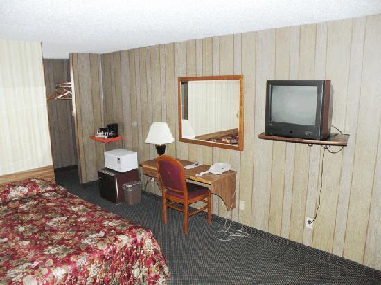 Motel Nicholas: Guest room