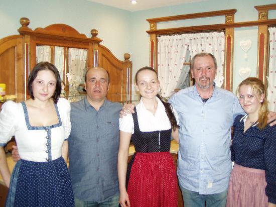 Vermiglio, Italy: le cameriere