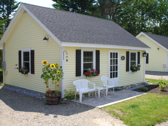 Boothbay Resort: Balsams Cottage sleeps 4-6