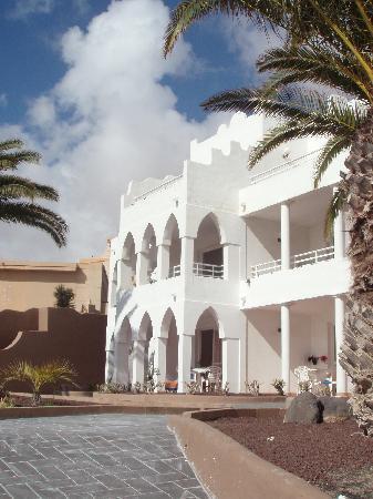 Sotavento Beach Club: eine wunderschöne Anlage - 1. Reihe am Meer