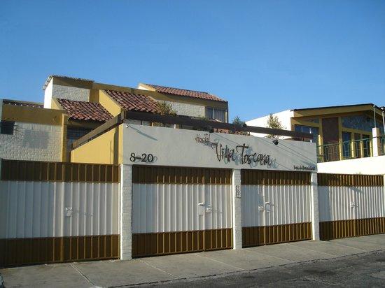Hostal Villa Toscana: Fachada