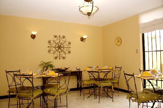 Hostal Villa Toscana: Comedor