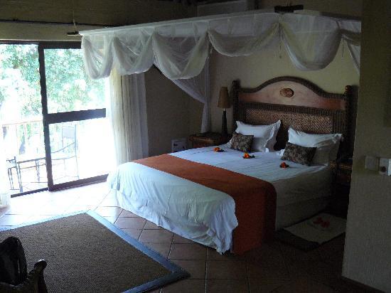 Chobe Marina Lodge: The room was very comfortable