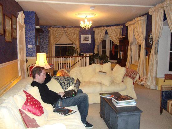 Britannia House: The Lounge