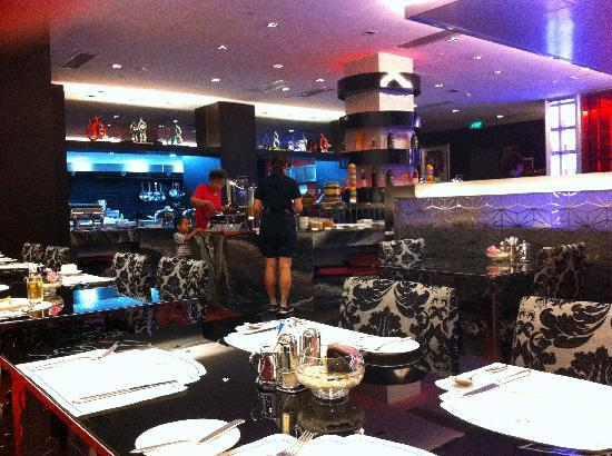 Bodi Boutique Hotel: Hotel Restaurants - Buffet is poor