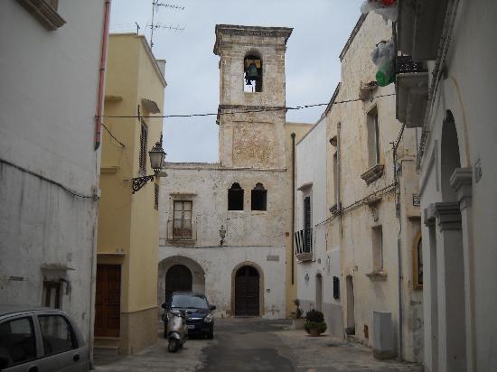 Gallipoli, Italy: Passeggiando nelle viuzze del borgo antico