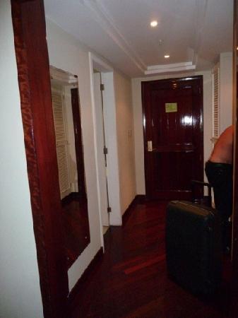 dressing et couloir chambre photo de hesperia isla. Black Bedroom Furniture Sets. Home Design Ideas