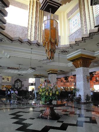 Hotel Riu Vallarta: Lobby del hotel