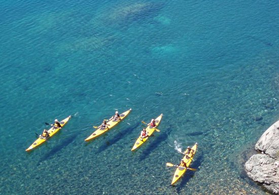 Senza Limiti Adventures: World Class Kayaking Tours