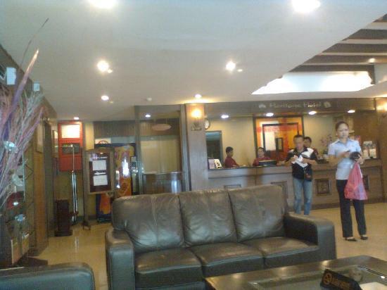 Heritage Hotel : Lobby