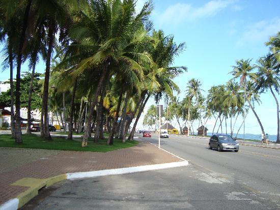 Maceio Mar Hotel: Ponta Verde - Maceió - Brasil