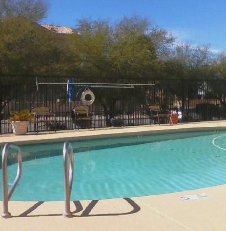Days Inn & Suites Tucson/Marana: Swimming Pool