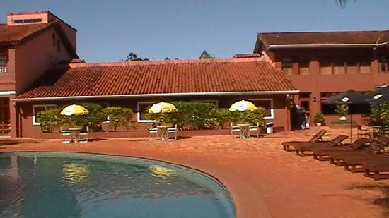 Marcopolo Suites Iguazu: el patio