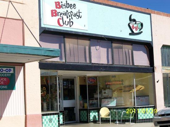 The Bisbee Breakfast Club