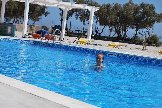 Sea Sound - White Katikies: the pool!