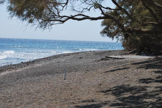 Sea Sound - White Katikies: the beach