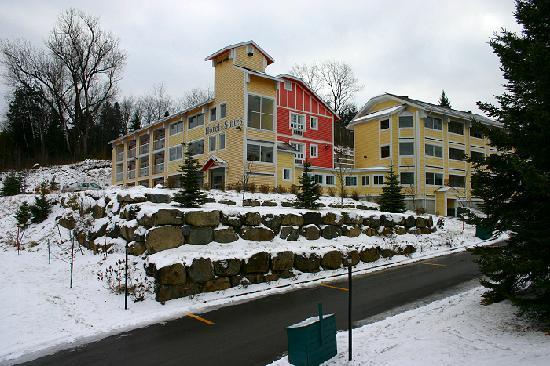 Hotel Suite Les Laurentides