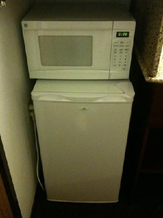 mini fridge with freezer in stock
