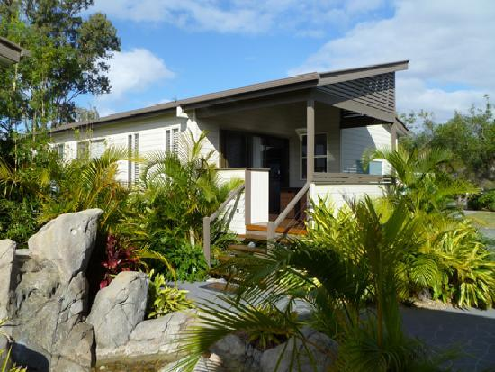 NRMA Treasure Island Resort & Holiday Park: Pandanus Villa