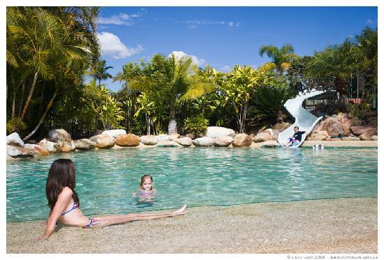NRMA Treasure Island Holiday Park: Resort Pool