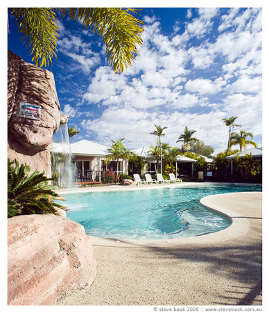 NRMA Treasure Island Resort & Holiday Park: Lagoon Resort Pool