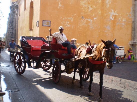 Muraille : carruaje de alquiler
