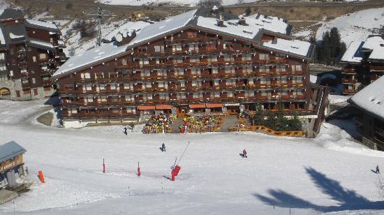 Hotel Les Arolles : Les Arroles hotel
