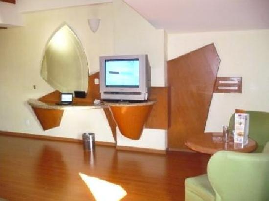 Hotel Aranjuez: habitacion