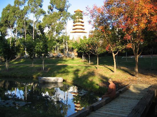 Nan Tien Temple: Temple Garden