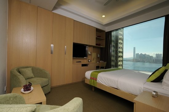 Causeway Corner: Room 03 - sea-view double room