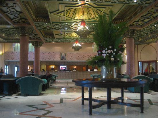 Atlantic Palace Agadir: La hall