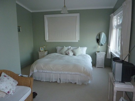 Seaview Lodge: Luxury Room overlooking the sea