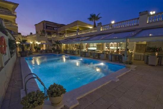Hotel Barcarola : Piscina