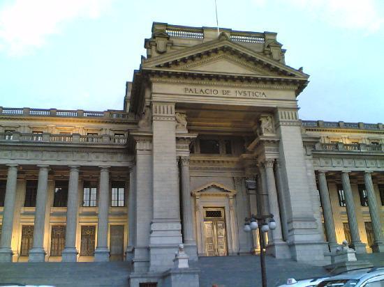 Lima, Perú: Palacio de Justitia