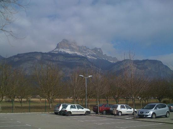 Holiday Inn Express Grenoble - Bernin: view from hotel