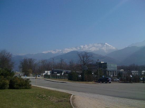 Holiday Inn Express Grenoble - Bernin : view