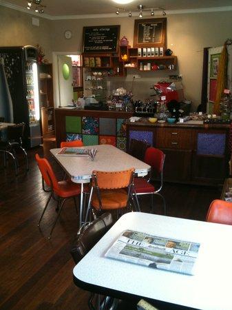 Cafe Derailleur
