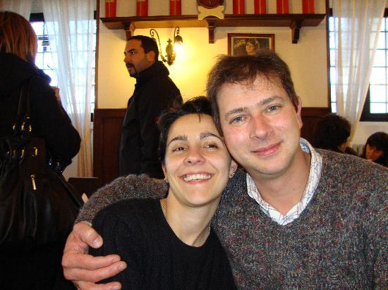 Castelmola, Ιταλία: Roberto e Ilaria